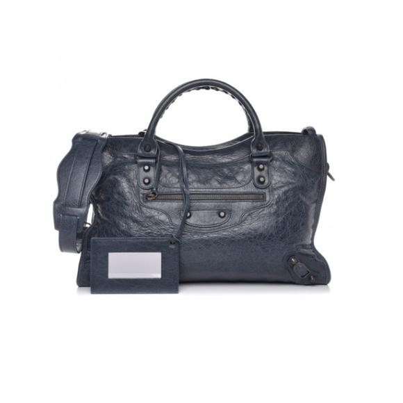0fc7f6315c Balenciaga Bags | Agneau Classic City Canard | Poshmark
